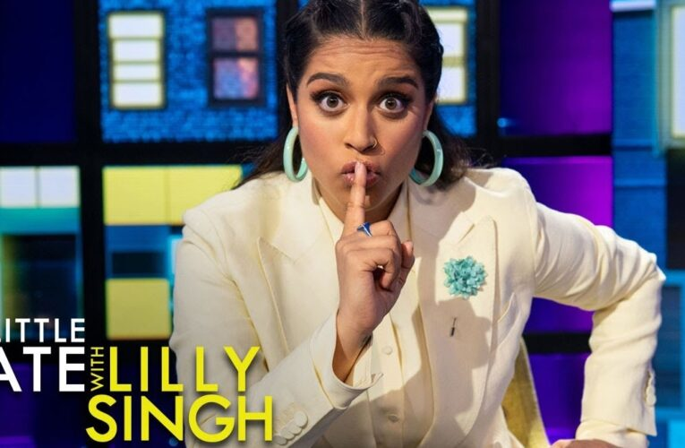 A Little Late with Lilly Singh Show