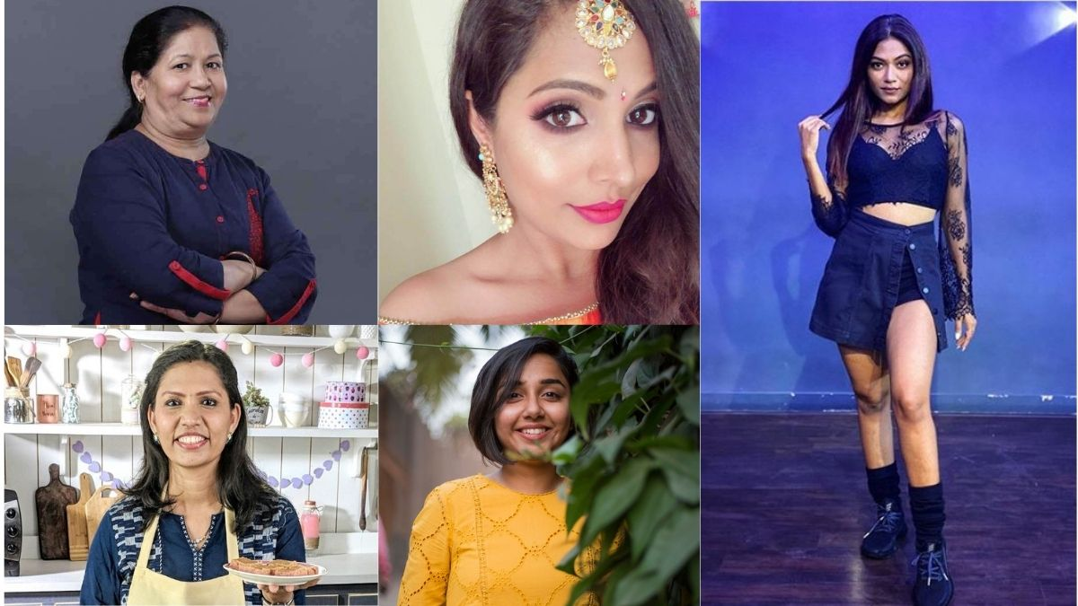 Meet the top Indian female vloggers