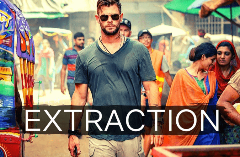 'Extraction' Of Your Focus Towards The Plot From The Distraction Called Chris Hemsworth!