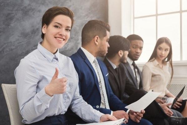 Acing a job interview