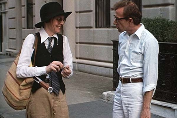 A still from Annie Hall