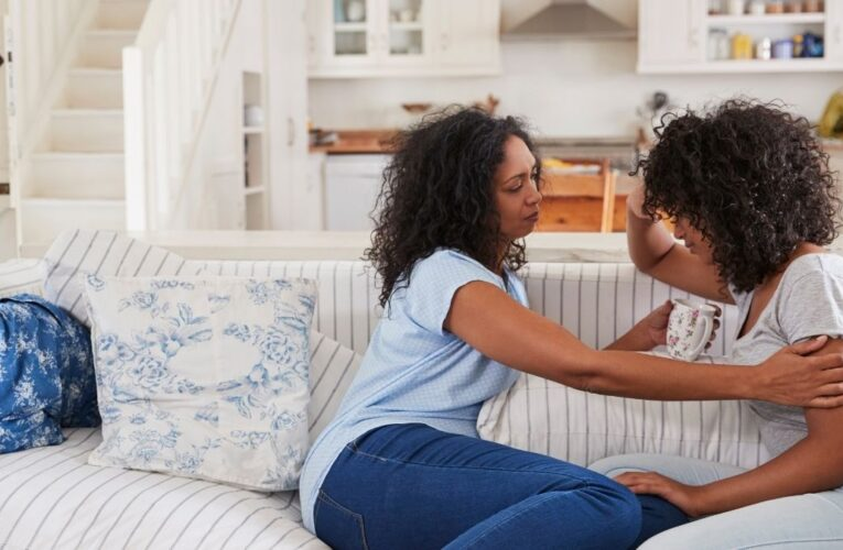 Talking racism in family