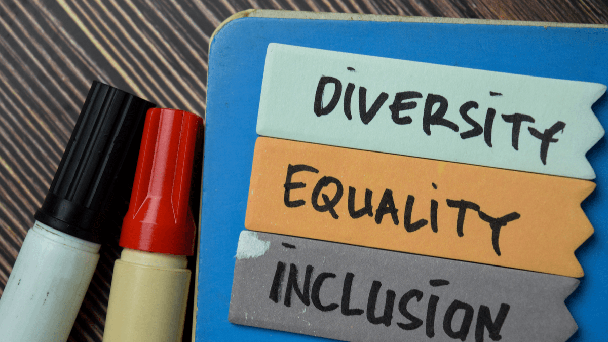 Promoting diversity in workspace