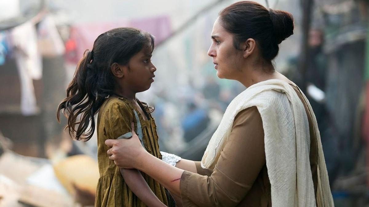 Hinduphobia in Leila