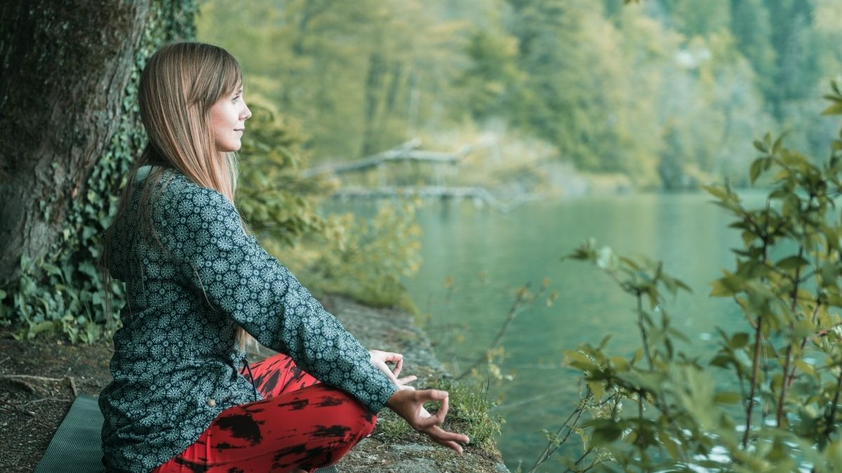Mindfulness and meditation can improve your personality