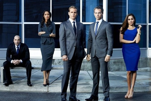 A still from Suits