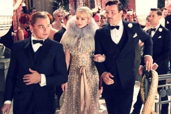 A still from The Great Gatsby that inspired fashion