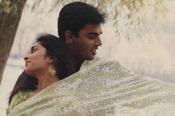 A still from  Alaipayuthey
