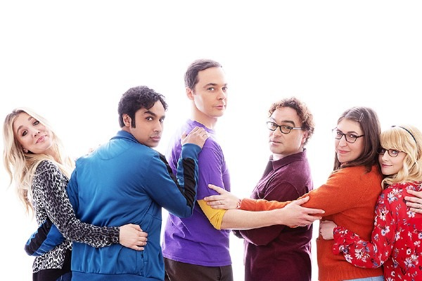 The title song of The Big Bang Theory
