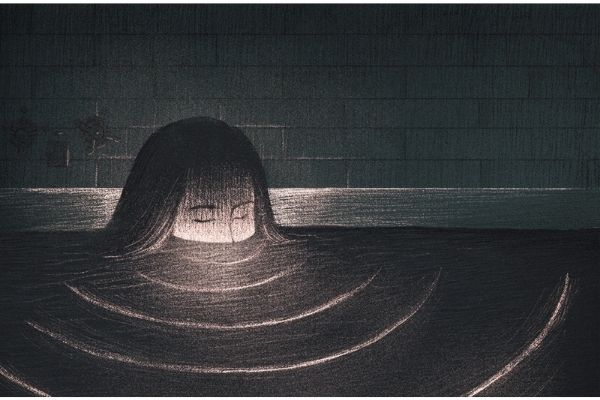 Depression is a mental state while processing grief.