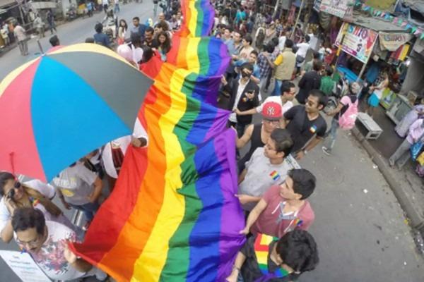 Pride month in Kolkata
