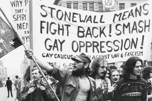 The history and legacy of Stonewall Movement.