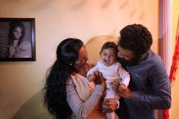 Happy life of Laxmi Agaral