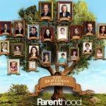 Parenthood NBC show poster