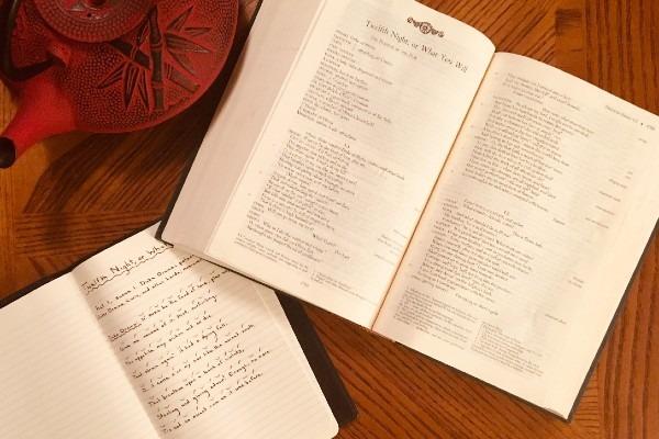 Reading list for Shakespeare