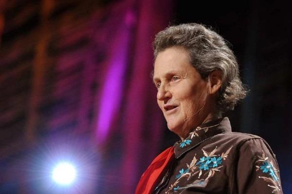 American scientist Temple Grandin