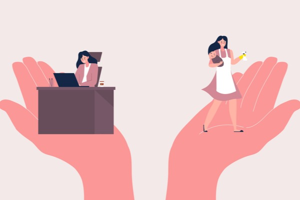 Prioritizing work over marriage
