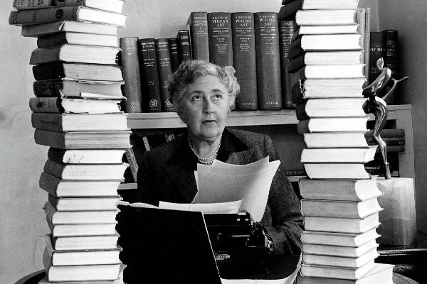 Agatha Christie chose the pen name Mary Westmacott.