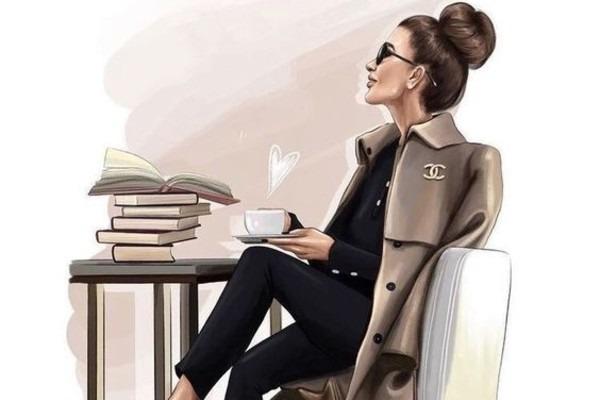 The Aesthetics of Girl Boss.
