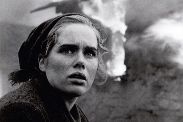 A still from Bergman's Shame