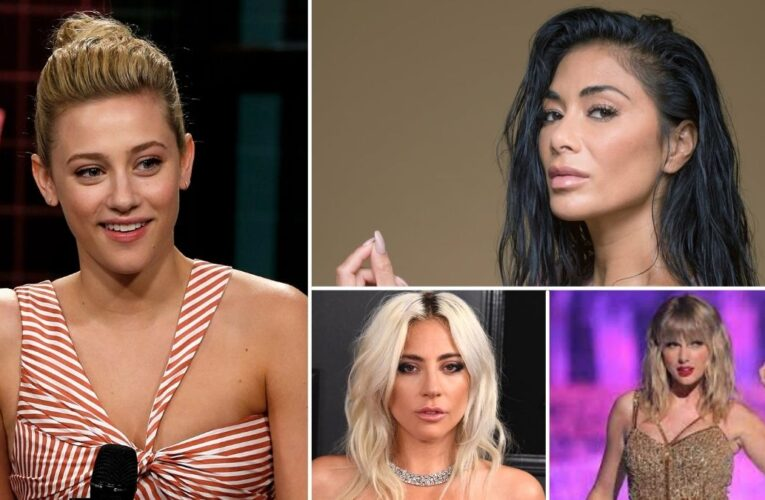 Lady Gaga, Taylor Swift, and Other Celebrities' Struggles With Their Body Image