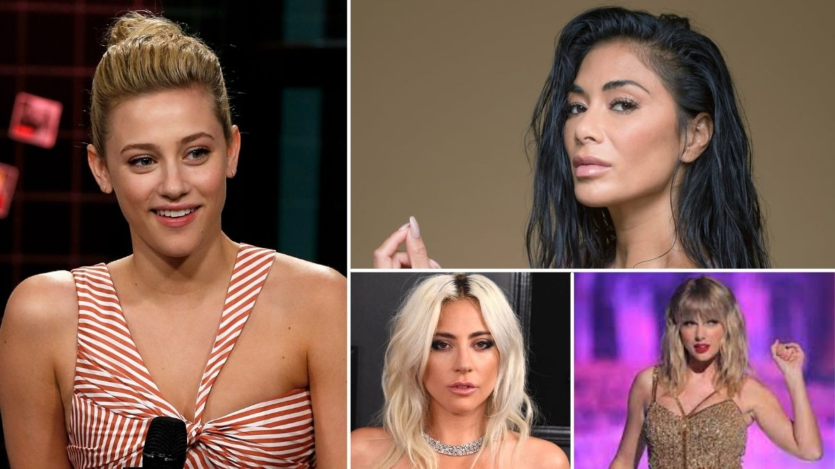 Celebrities who have struggled with their body image and weight management