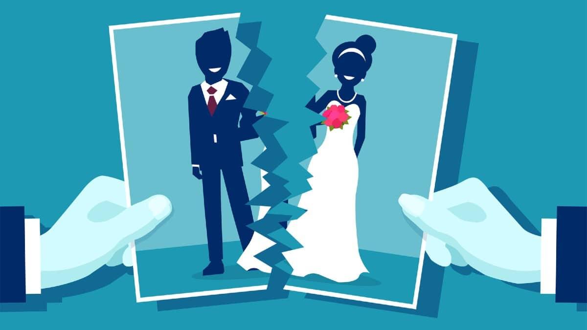 Getting divorced