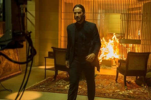 Why John Wick is an unusual action film?