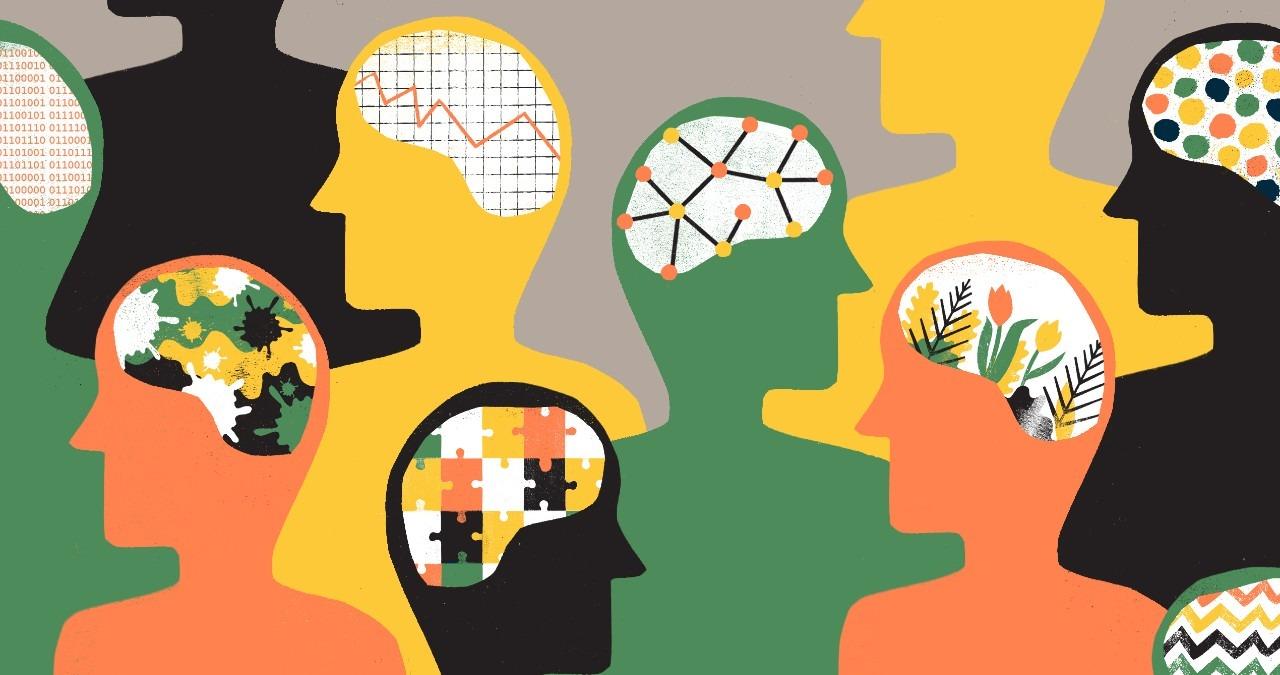 Neurodivergent people