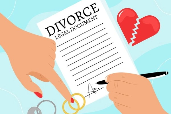 Divorce rates in the world is shocking.